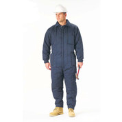 Navy Cold Weather Insulated Coveralls  - View