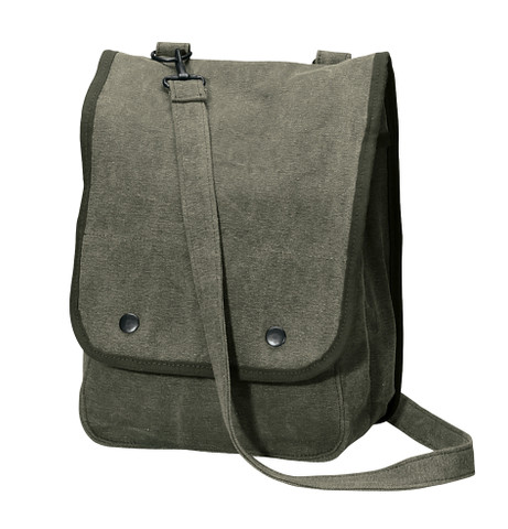 Adventure Touring Map Case Bag - Front View