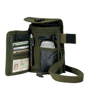 Travel Portfolio Passport Bags - View