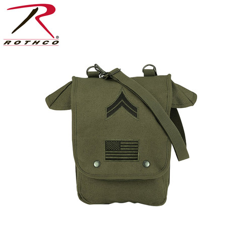 Army Corporals Map Case Shoulder Bag - Rothco View