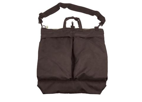 Black Flyers Helmet Shoulder Bag - View