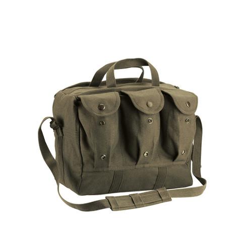 Medical Equipment/Mag Canvas Bag - View
