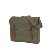 Olive Canvas Medics Bag - View