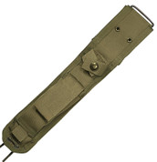 GI Enhanced Nylon Combat Knife Sheaths - Olive