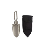 Stainless Steel Folding Survival Shovel - View