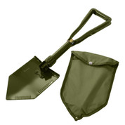 Deluxe Trifold Shovel W/Cover - View