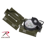 Rothco Military Marching Compass w/LED Light