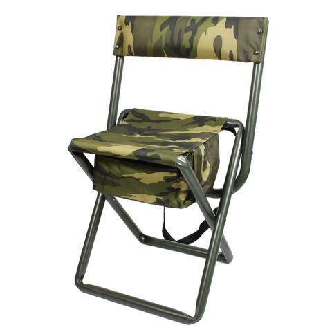 Shop Deluxe Camo Folding Chair Fatigues Army Navy Gear