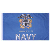 United States Navy Anchor Flag