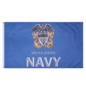 United States Navy Anchor Flag