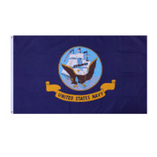 U.S. Navy Flag - View