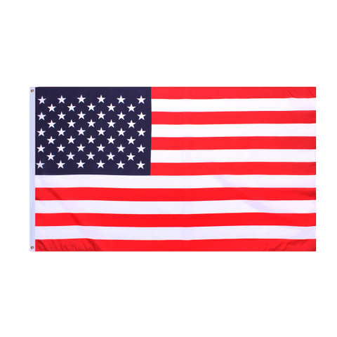 US Stars & Stripes Flag - View