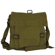 German Army Euro Bread Bags - Olive Drab View