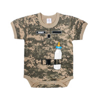 Infant Soldier ACU Digital Camo One Piece - View