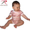Infant Baby Pink Camo One Piece Body Suit - Rothco View
