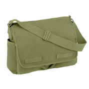 Classic Canvas Messenger Bag - View