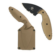 Ka-Bar Coyote Brown TDI Law Enforcement Knife