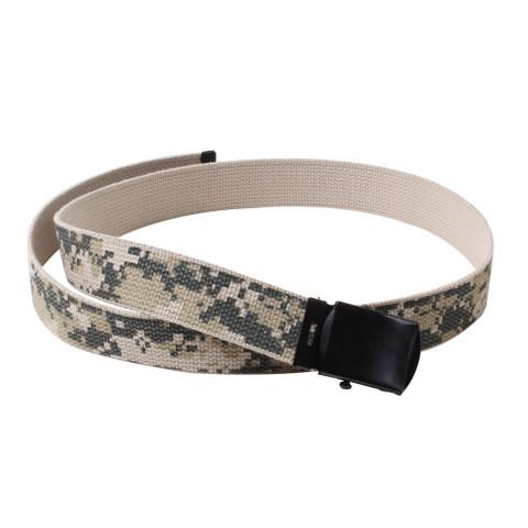 Kids ACU Digital Camo Belts - View
