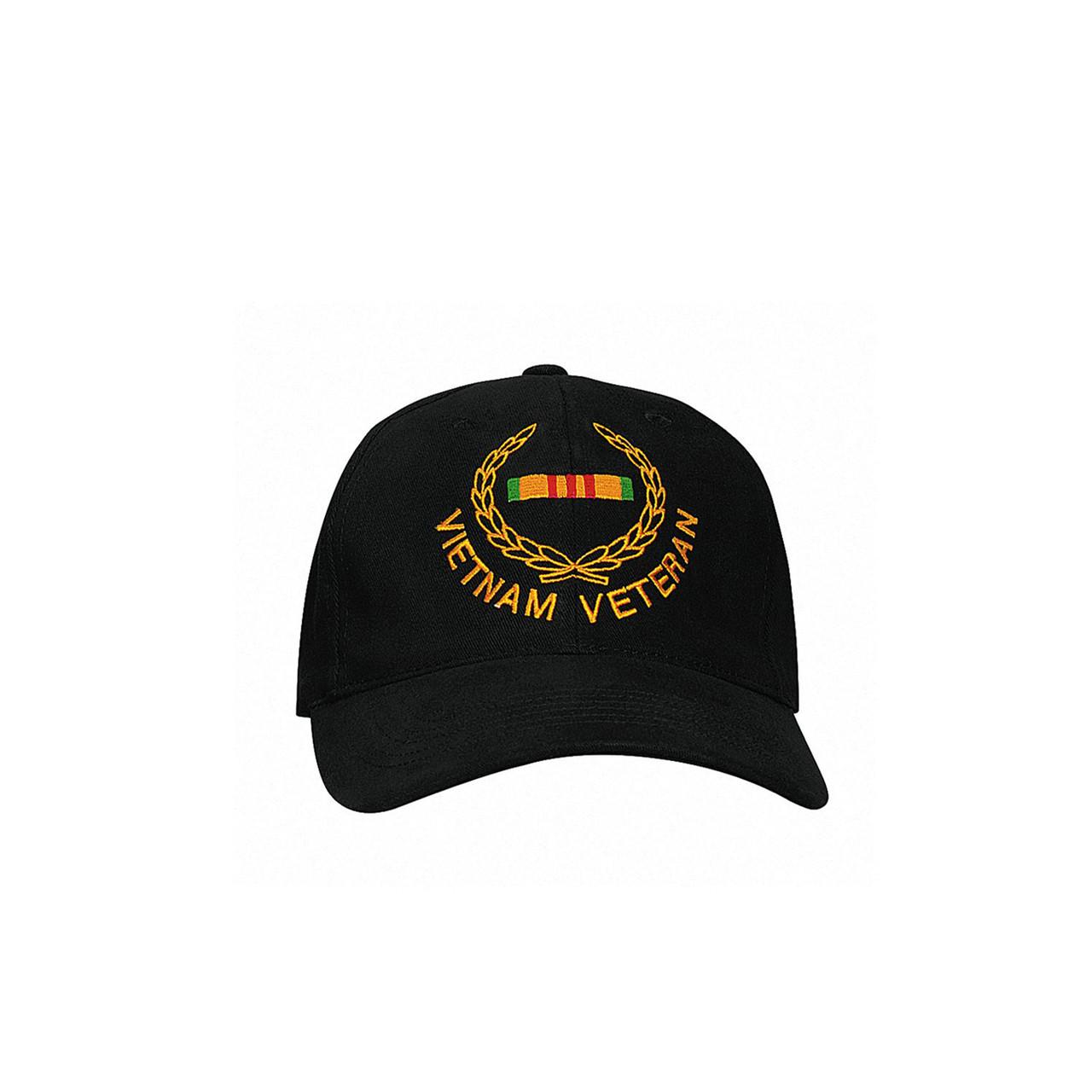 7d8d7862ebf Shop Vietnam Veteran Insignia Cap - Fatigues Army Navy Gear