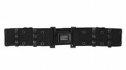 G.I. Style Quick Release Black Pistol Belt-Free Shipping