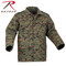 Woodland Digital Camo M-65 Field Jackets - Rothco Brand