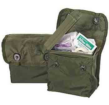 Soldiers Individual First Aid Kit - Combo View