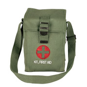 Platoon Leaders First Aid Kit - View