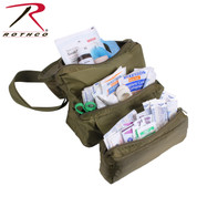 Tri Fold Medical Kit Bag - Full View