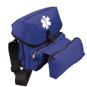 Blue EMS Medical Field Kit Bag - View
