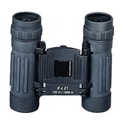 Black Compact 8 X 21MM Binoculars