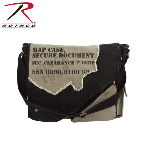 Street Security Document Map Bag - Rothco View