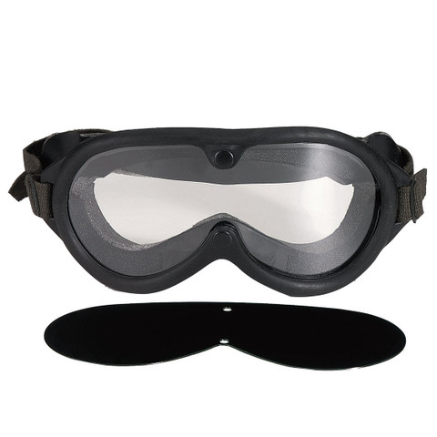G.I. Type Goggles - Combo View