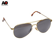 A/O Generals Aviators - Full Gold View