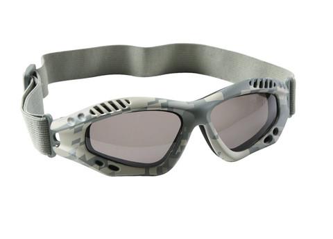 Camo Ventec Tactical Goggles - View