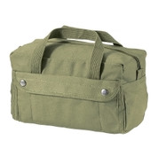 Olive Drab Mechanics Tool Bag - View