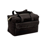 Black Brass Zipper Mechanics Tool Bag