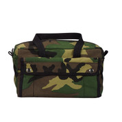 Woodland Camo Canvas Mechanics Tool Bag - View