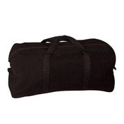 Black Canvas Tanker Tool Bags - View