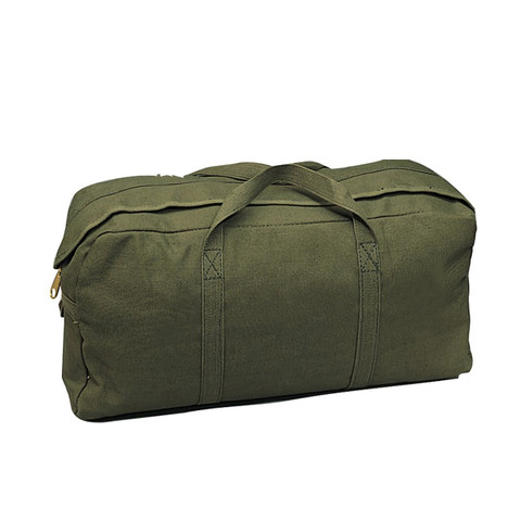Canvas Military Tanker Tool Bag - View