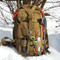 Coyote Brown Medium Transport Pack - Action Gear Photo