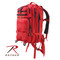Red Medium Transport Pack - Rothco View