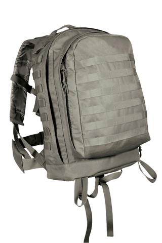 Foliage Green M.O.L.L.E. 3 Day Assault Pack - Front View
