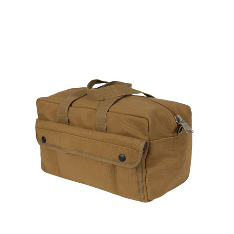 Coyote Brown Mechanics Tool Bag - View