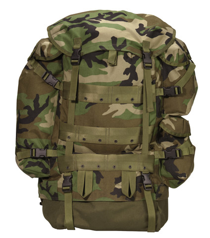 CFP 90 Tactical Combat Pack - Front View