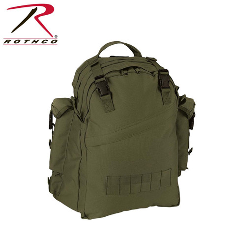 Special Ops Forces Assault Backpack - Rothco Brand