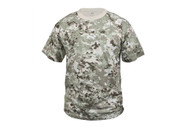 Rothco Total Terrain Camo T Shirt - View