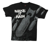 Vintage Make It Rain T Shirts - View
