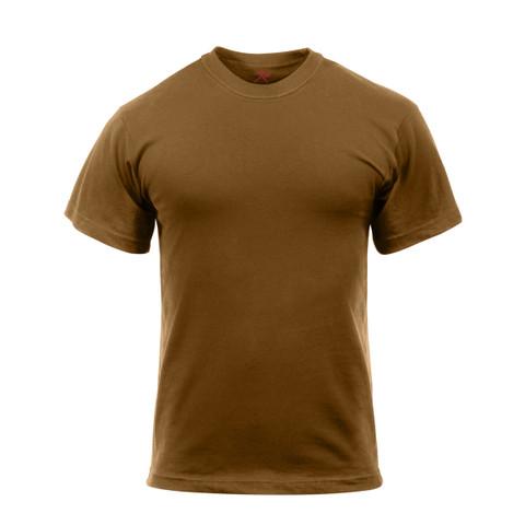 Brown T Shirt - View