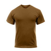 Brown T Shirt - View