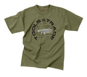 Rothco Vintage Tools Of The Trade T Shirt